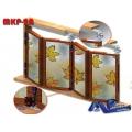 MKP-2A Sürgülü Katlanır Kapı - Panel Panjur  Sistemi