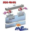 SCK-40 KG Sürgülü Cam Kapı Sistemi