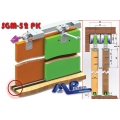 SGM 52 PK Sürgülü Kapak - Gardolap Sistemi